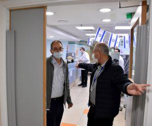 עליה במספר החולים בקורונה במרכז הרפואי פדה-פוריה
