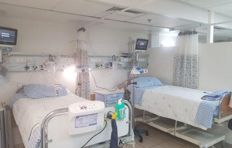 המרכז הרפואי בני ציון פתח מיון ביולוגי לחולי קורונה